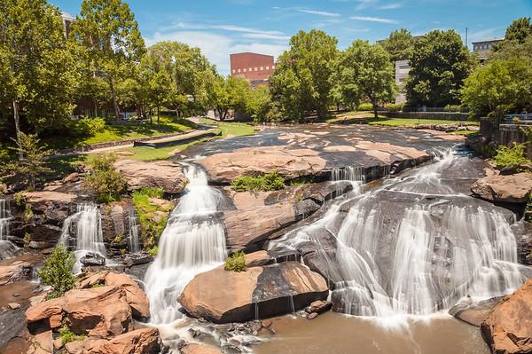 Reedy River Falls