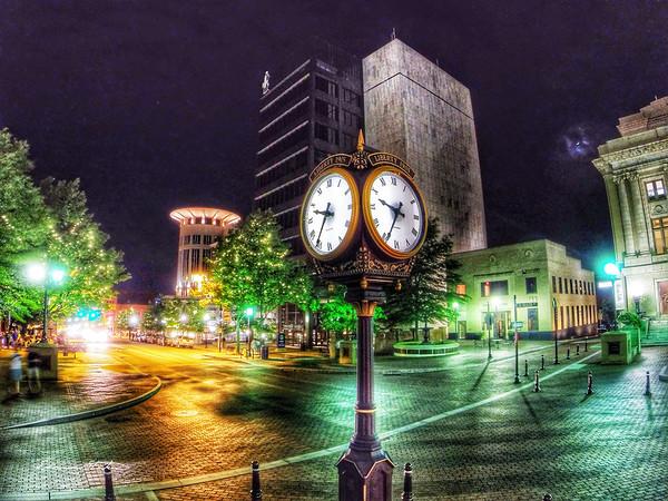 Liberty Clock 2