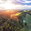 Keowee Golf Sunset