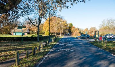 Nov' 25th 2016.  Longleigh lane, Bostall heath