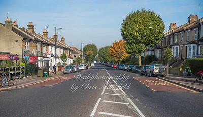 Oct 31st 2016.  Basildon road