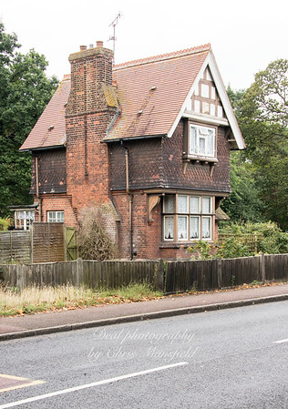 sept 20th 2016 Keepers cottage on Bostall heath