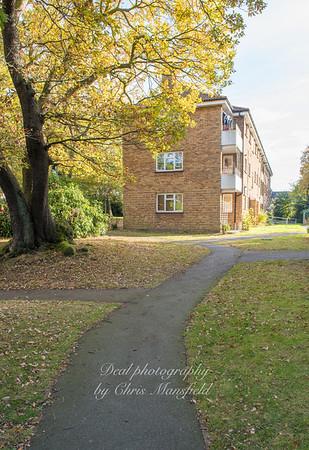 Oct' 30th 2017.  Hurst road estate