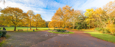 Nov' 19th 2017.  Maryon park