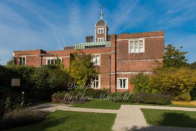 Oct' 27th 2017.  Charlton house