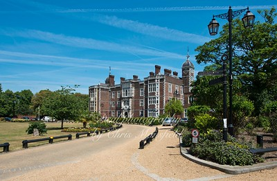 June 11th 2015.  Charlton house