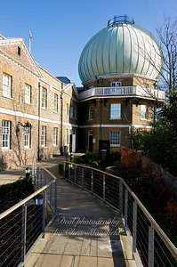 Feb 20th 2012. Greenwich Observatory