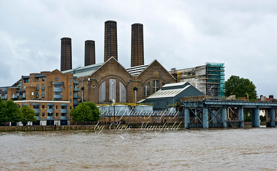 Oct' 20th 2013.. Greenwich Power station