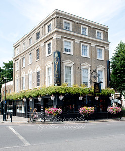 July 14th 2014. The Mitre Greenwich