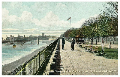 Late 1800s.  Victoria Park north Woolwich