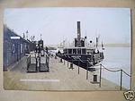 Pre 1900.. North Woolwich pier