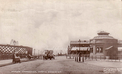 North Woolwich ferry approach