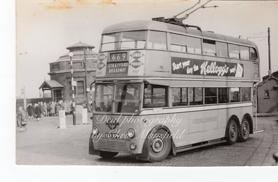 Early 1950s north Woolwich