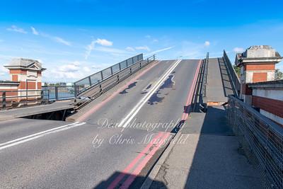Oct 18th 2018 KG5 Bascule bridge