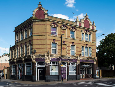 Sept 23rd 2016. The Royal Standard,  North Woolwich