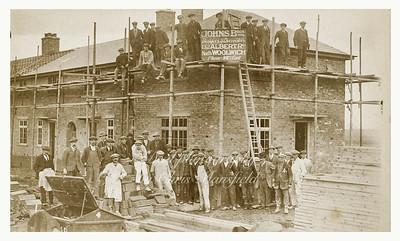 Johns Bro's builders, North Woolwich
