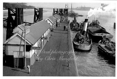 North Woolwich Pier