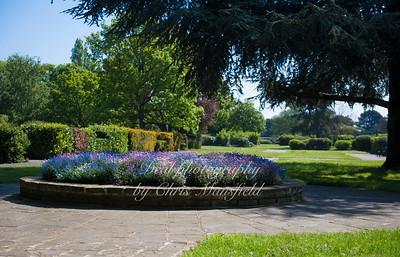 May 6th 2018. Rockliffe gardens