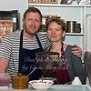 Ashley & Julia Jones , proprietors of the Plumstead pantry