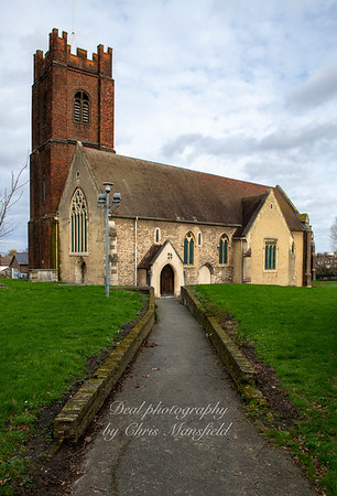 Feb' 18th 2020 .  St Nicholas church