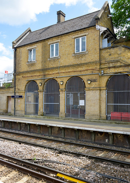 May 23rd 2016 Plumstead station