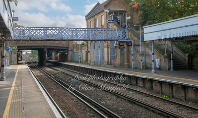 Oct' 11th 2018 Plumstead station