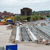 July 28th 2015  New sidings at Plumstead under construction