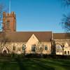 Jan' 2nd 2015.  St Nicholas church, Plumstead