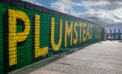 Oct' 11th 2018.  Plumstead Bridge
