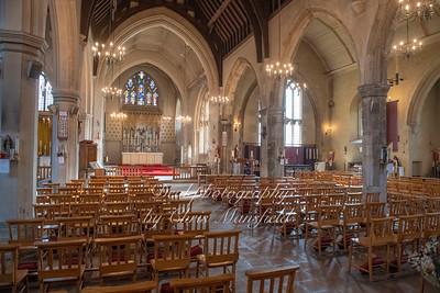 Oct' 24th 2018 St Nicholas church interior