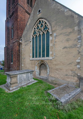 Oct' 24th 2018.  St Nicholas church