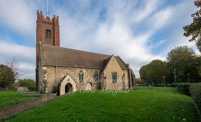 Oct' 24th 2018 .  St Nicholas church