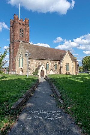 Sept' 28th 2018. St Nicholas Church