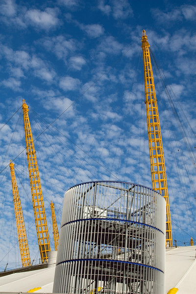 O2 Arena Roof, Greenwich