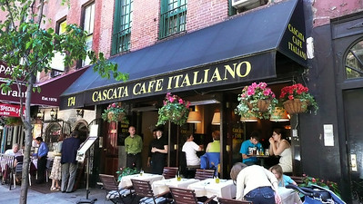 025-Greenwich Village-174 Bleecker Street-Cascata Cafe Italiano