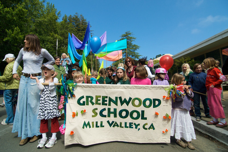 Greenwood School @ '09 Mill Valley Memorial Day Parade