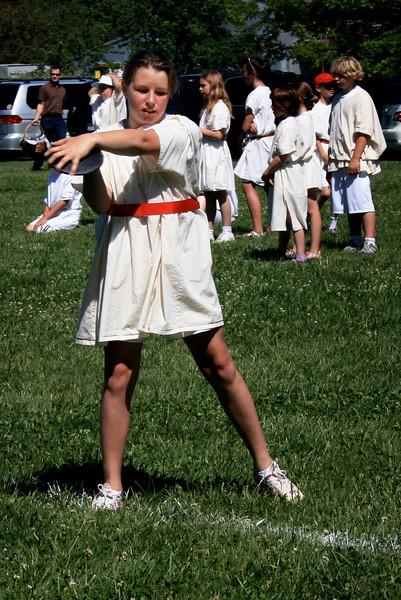 Greenwood School @ '09 Greek Games, Summerfield