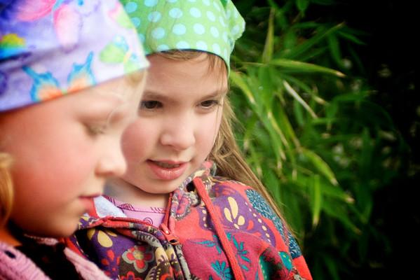 Kindergarten Recess  1/14/09