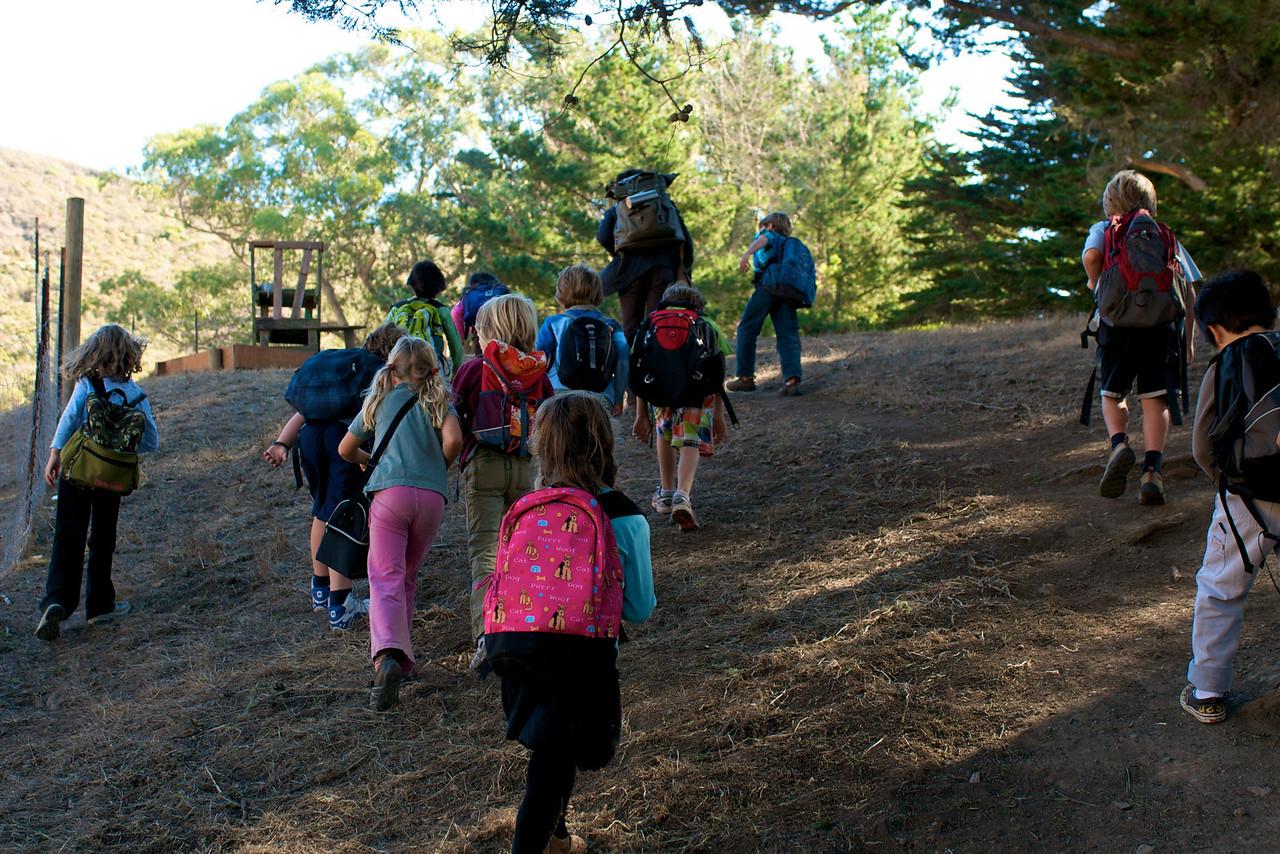 Greenwood 2nd Grade @ Slide Ranch