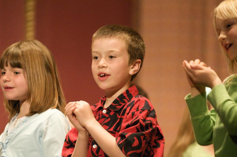 Greenwood School Spring Recital March 20, 2009