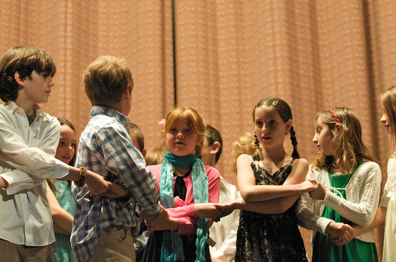 Greenwood School Spring Recital March 20, 2009
