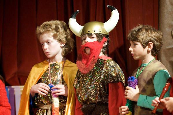 4th Grade Play - Twilight of the Gods