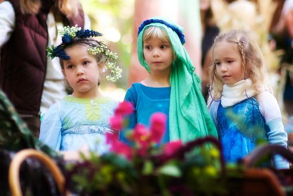 Kindergarten Harvest Festival