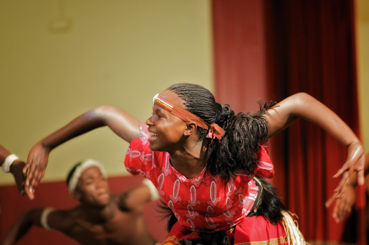 Spirit of Uganda
