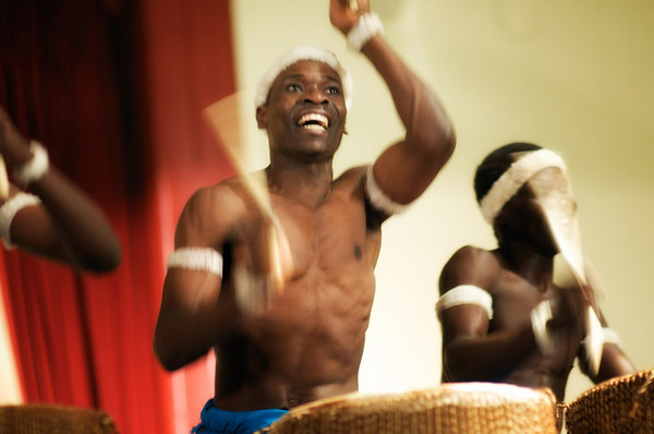 Spirit of Uganda Performance @ Greenwood