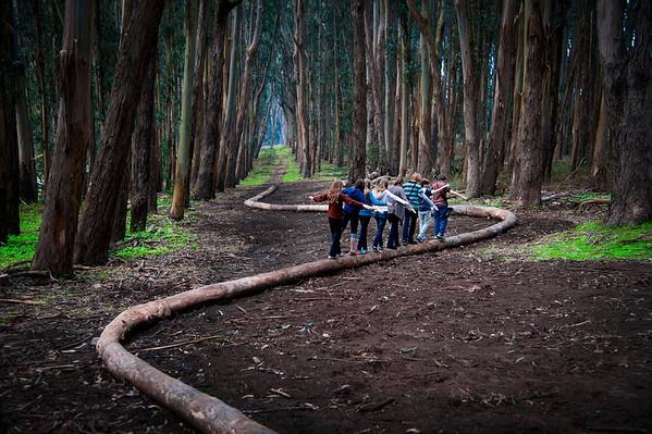 7th Grade Photo fieldtrip to SF