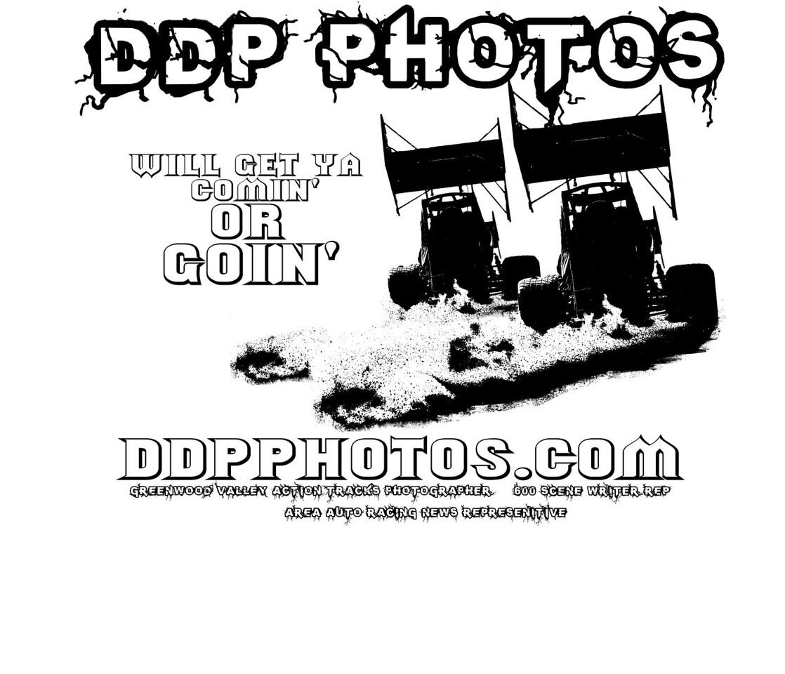 DDP New Shirt Back