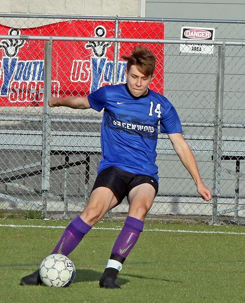 Greenwood vs. Logan-Rogersville HS Soccer