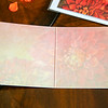 Panoramic Blank Greeting Card - Inside View