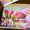 Panoramic Blank Greeting Card - Back View